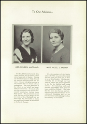 Page 15, 1934 Edition, Franklin High School - Franklinite Yearbook (Franklin, PA) online yearbook collection