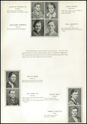 Page 16, 1934 Edition, Franklin High School - Franklinite Yearbook (Franklin, PA) online yearbook collection