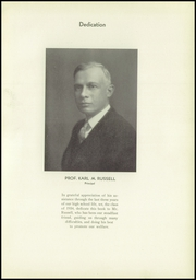 Page 7, 1934 Edition, Franklin High School - Franklinite Yearbook (Franklin, PA) online yearbook collection