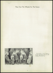 Page 10, 1950 Edition, Franklin High School - Franklinite Yearbook (Franklin, PA) online yearbook collection