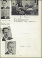 Page 11, 1950 Edition, Franklin High School - Franklinite Yearbook (Franklin, PA) online yearbook collection