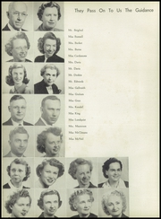 Page 12, 1950 Edition, Franklin High School - Franklinite Yearbook (Franklin, PA) online yearbook collection