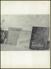 Page 7, 1950 Edition, Franklin High School - Franklinite Yearbook (Franklin, PA) online yearbook collection