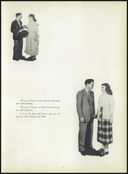 Page 9, 1950 Edition, Franklin High School - Franklinite Yearbook (Franklin, PA) online yearbook collection