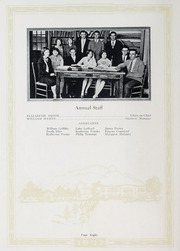 Page 12, 1927 Edition, Franklin High School - Laurel Leaf Yearbook (Franklin, NC) online yearbook collection
