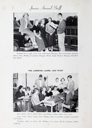 Page 10, 1952 Edition, Franklin High School - Laurel Leaf Yearbook (Franklin, NC) online yearbook collection