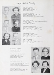Page 12, 1952 Edition, Franklin High School - Laurel Leaf Yearbook (Franklin, NC) online yearbook collection