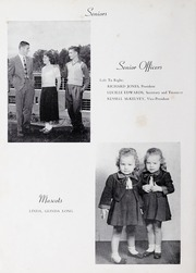 Page 16, 1952 Edition, Franklin High School - Laurel Leaf Yearbook (Franklin, NC) online yearbook collection