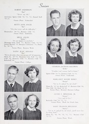 Page 17, 1952 Edition, Franklin High School - Laurel Leaf Yearbook (Franklin, NC) online yearbook collection