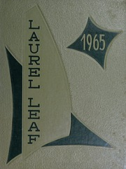 Franklin High School - Laurel Leaf Yearbook (Franklin, NC) online yearbook collection, 1965 Edition, Cover