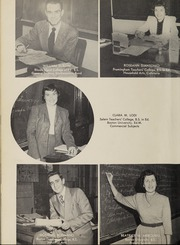 Page 16, 1953 Edition, Franklin High School - Oskey Yearbook (Franklin, MA) online yearbook collection