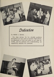 Page 9, 1953 Edition, Franklin High School - Oskey Yearbook (Franklin, MA) online yearbook collection