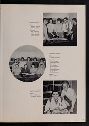 Page 11, 1959 Edition, Franklin High School - Oskey Yearbook (Franklin, MA) online yearbook collection