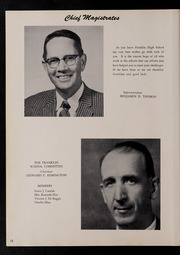 Page 14, 1959 Edition, Franklin High School - Oskey Yearbook (Franklin, MA) online yearbook collection