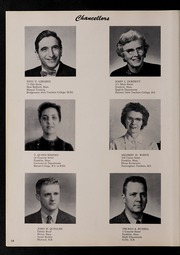 Page 16, 1959 Edition, Franklin High School - Oskey Yearbook (Franklin, MA) online yearbook collection