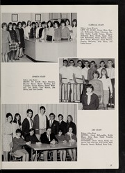 Franklin High School - Oskey Yearbook (Franklin, MA) online yearbook collection, 1967 Edition, Page 21