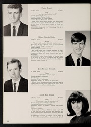 Franklin High School - Oskey Yearbook (Franklin, MA) online yearbook collection, 1967 Edition, Page 32