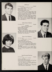 Franklin High School - Oskey Yearbook (Franklin, MA) online yearbook collection, 1967 Edition, Page 34