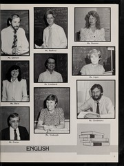 Franklin High School - Oskey Yearbook (Franklin, MA) online yearbook collection, 1986 Edition, Page 13