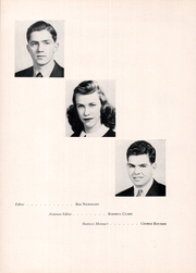Page 10, 1945 Edition, Franklin High School - Post Yearbook (Portland, OR) online yearbook collection