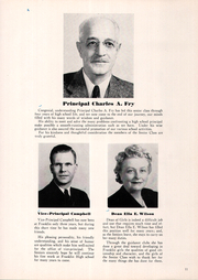 Page 13, 1945 Edition, Franklin High School - Post Yearbook (Portland, OR) online yearbook collection