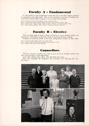 Page 15, 1945 Edition, Franklin High School - Post Yearbook (Portland, OR) online yearbook collection