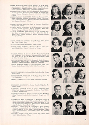 Franklin High School - Post Yearbook (Portland, OR) online yearbook collection, 1945 Edition, Page 23 of 86