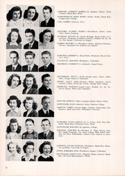 Franklin High School - Post Yearbook (Portland, OR) online yearbook collection, 1945 Edition, Page 24