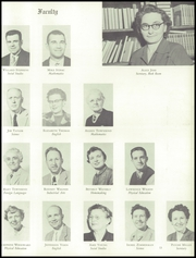 Page 17, 1954 Edition, Franklin High School - Post Yearbook (Portland, OR) online yearbook collection