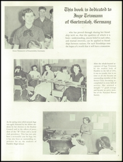 Page 7, 1954 Edition, Franklin High School - Post Yearbook (Portland, OR) online yearbook collection