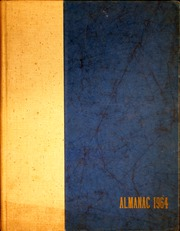 Franklin High School - Post Yearbook (Portland, OR) online yearbook collection, 1964 Edition, Cover