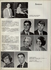 Page 10, 1967 Edition, Franklin High School - Purrs and Scratches Yearbook (Franklin, OH) online yearbook collection