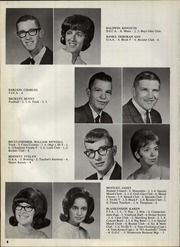 Page 12, 1967 Edition, Franklin High School - Purrs and Scratches Yearbook (Franklin, OH) online yearbook collection