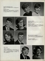 Page 13, 1967 Edition, Franklin High School - Purrs and Scratches Yearbook (Franklin, OH) online yearbook collection
