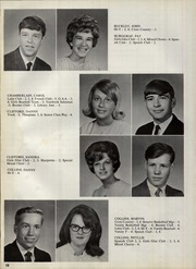 Page 14, 1967 Edition, Franklin High School - Purrs and Scratches Yearbook (Franklin, OH) online yearbook collection