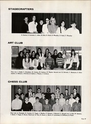 Franklin High School - Shield Yearbook (Somerset, NJ) online yearbook collection, 1969 Edition, Page 41 of 164