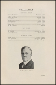 Page 13, 1927 Edition, Franklin High School - Tolo Yearbook (Seattle, WA) online yearbook collection