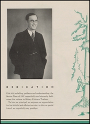 Page 10, 1937 Edition, Franklin High School - Tolo Yearbook (Seattle, WA) online yearbook collection