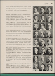 Page 15, 1937 Edition, Franklin High School - Tolo Yearbook (Seattle, WA) online yearbook collection