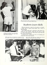 Page 16, 1969 Edition, Franklin Junior High School - Kite N Key Yearbook (Fort Wayne, IN) online yearbook collection