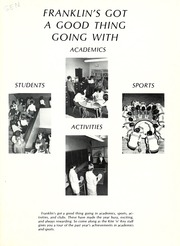 Page 7, 1969 Edition, Franklin Junior High School - Kite N Key Yearbook (Fort Wayne, IN) online yearbook collection