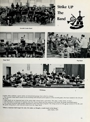 Page 17, 1976 Edition, Franklin Junior High School - Kite N Key Yearbook (Fort Wayne, IN) online yearbook collection