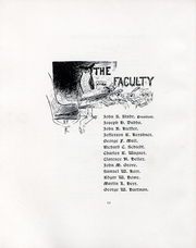 Page 13, 1898 Edition, Franklin and Marshall College - Oriflamme Yearbook (Lancaster, PA) online yearbook collection