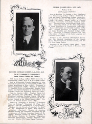 Page 12, 1913 Edition, Franklin and Marshall College - Oriflamme Yearbook (Lancaster, PA) online yearbook collection