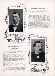 Page 13, 1913 Edition, Franklin and Marshall College - Oriflamme Yearbook (Lancaster, PA) online yearbook collection