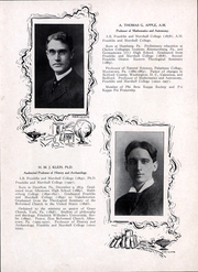 Page 15, 1913 Edition, Franklin and Marshall College - Oriflamme Yearbook (Lancaster, PA) online yearbook collection
