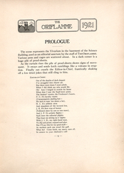Page 11, 1921 Edition, Franklin and Marshall College - Oriflamme Yearbook (Lancaster, PA) online yearbook collection