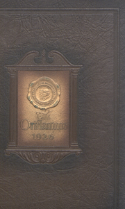 Franklin and Marshall College - Oriflamme Yearbook (Lancaster, PA) online yearbook collection, 1926 Edition, Cover