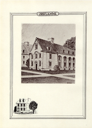 Page 14, 1926 Edition, Franklin and Marshall College - Oriflamme Yearbook (Lancaster, PA) online yearbook collection