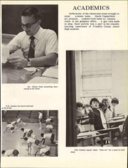 Franklin County Middle School - Bulldog Yearbook (Meadville, MS) online yearbook collection, 1972 Edition, Page 23 of 162